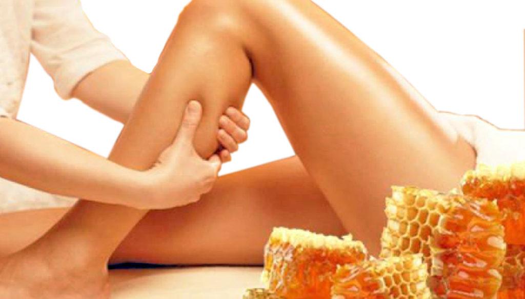 Masajul cu miere te ajută să slăbești. Iată cum să-l faci corect chiar la tine acasă! | Mamaplus