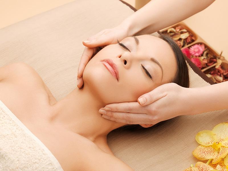 masaj facial indian