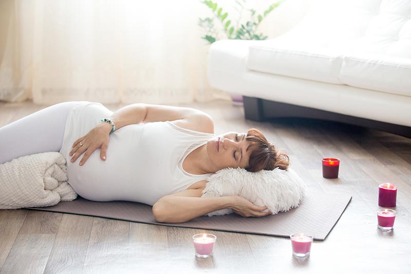 masaj prenatal
